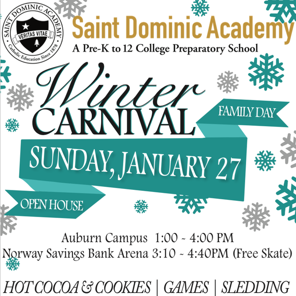 Winter Carnival - Family Day & Open House