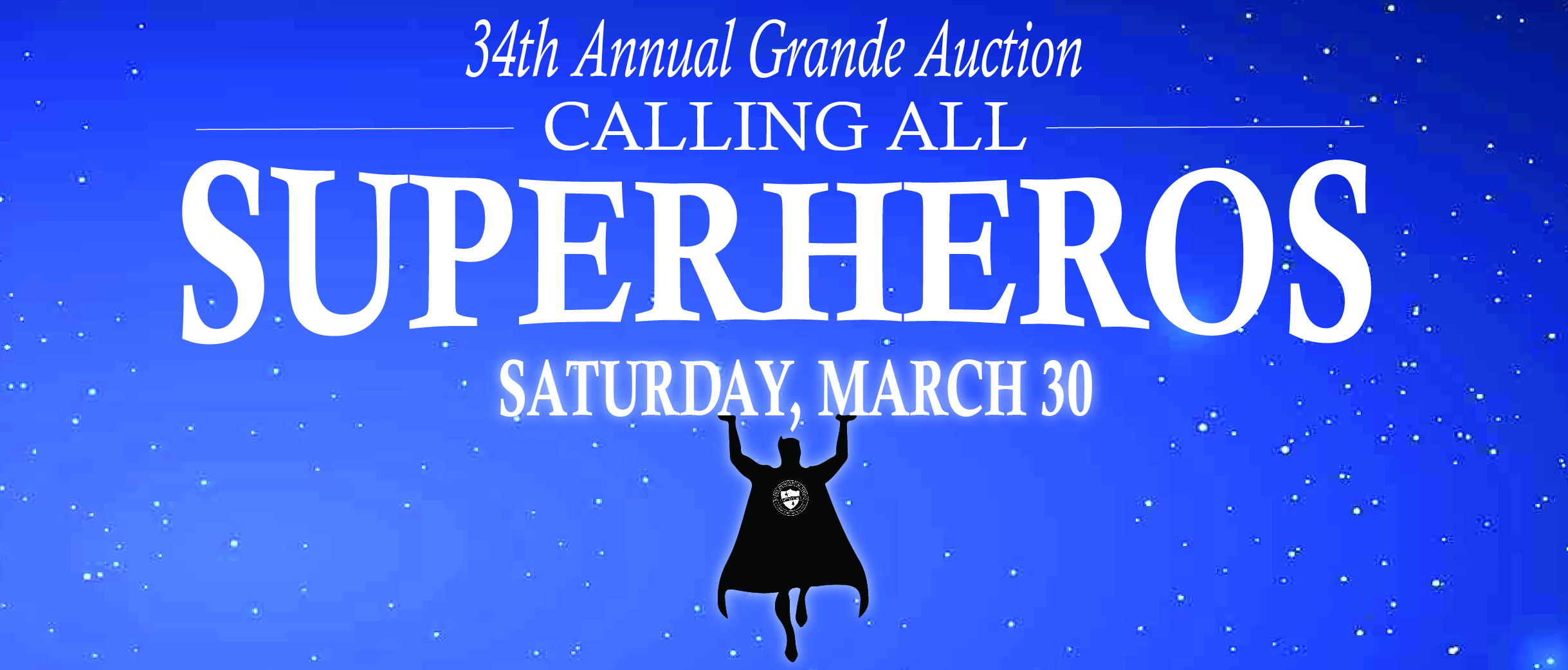 34th Annual Grande Auction
