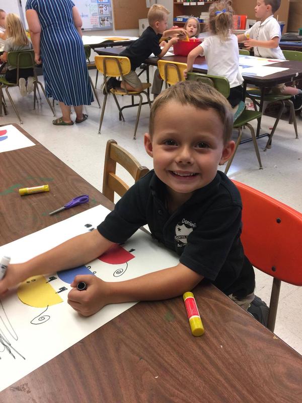 Spring 2019 Elementary Art Show